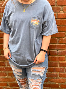 The Sun Will Come Out Tomorrow - Pocket Comfort Colors