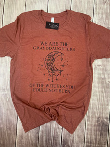 Witches Granddaughter Tee