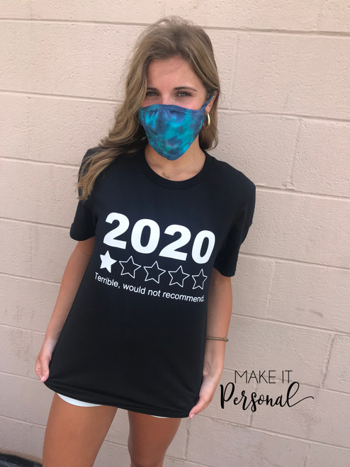 2020 one star review T-shirt