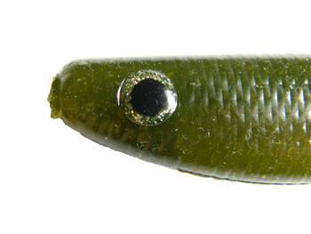 "201B-4 4"" DR Swim Bait Mold"
