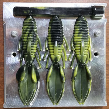 Angling AI Artifishal Intelligence | Aluminum Fishing Lure Molds