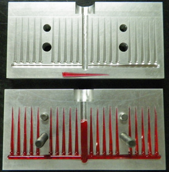 Panfish/Crappie Molds