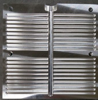 "221I-40   5"" & 6""Blood Line Insert Mold (40 cavity)"