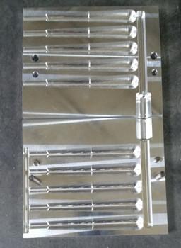 "740TD-05  4"" Triple Dip Tube mold"