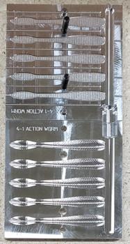 "4.1"" Action Worm 5 Cav"