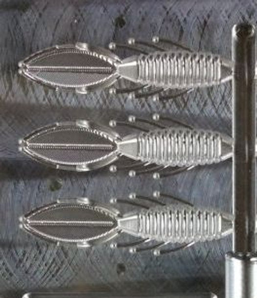 "303B-3 3.25"" Little Stinger Mold (3 cavity)"