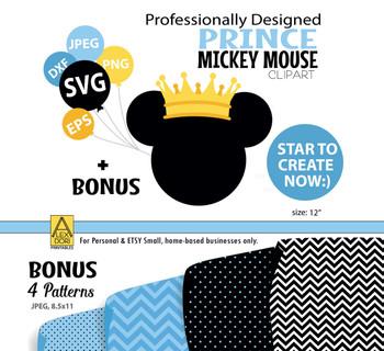 Disney Mickey Mouse Prince Head svg sunglasses,Disney Mickey Mouse sunglasses  file instant download mickey mouse head svg file