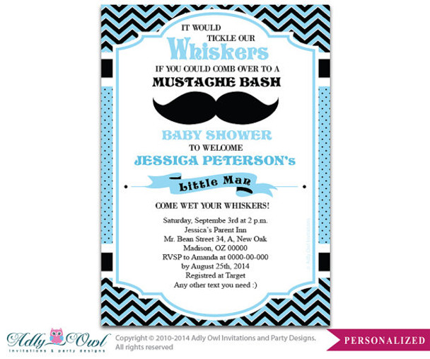photo regarding Baby Printables called Tailored Minor Gentleman Mustache Social gathering Boy or girl Shower Printable Do-it-yourself occasion invitation for boy, beau little one shower
