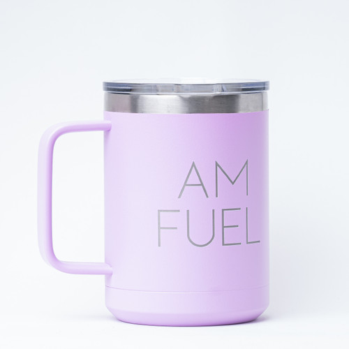 AM Fuel Engraved Tumbler