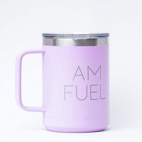 AM Fuel Engraved Tumbler