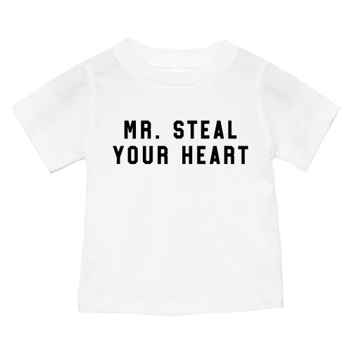 Mr. Steal Your Heart - Kids Tee
