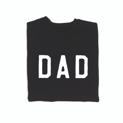 DAD Rough - BLACK Sweatshirt