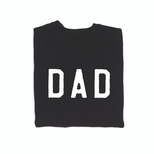 DAD Rough - BLACK Sweatshirt