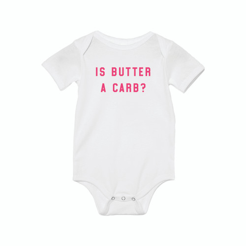 Is butter a carb? - Bodysuit