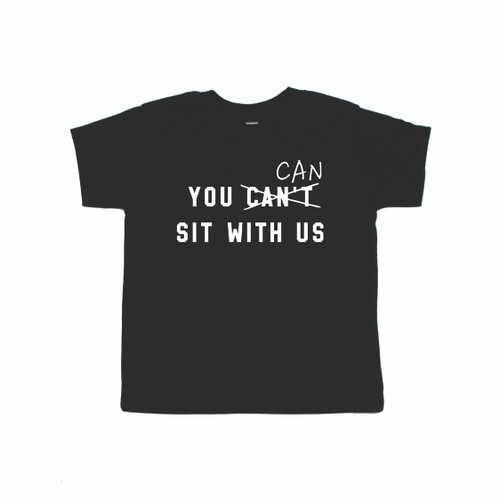 You can sit with us - Kids Tee