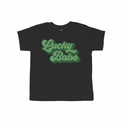 Lucky Babe (St. Patrick's) - Kids Tee