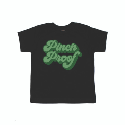 Pinch Proof (St. Patrick's) - Kids Tee