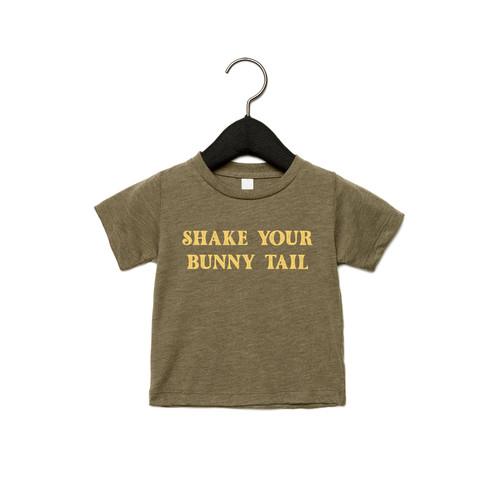 Shake Your Bunny Tail - Kids Tee