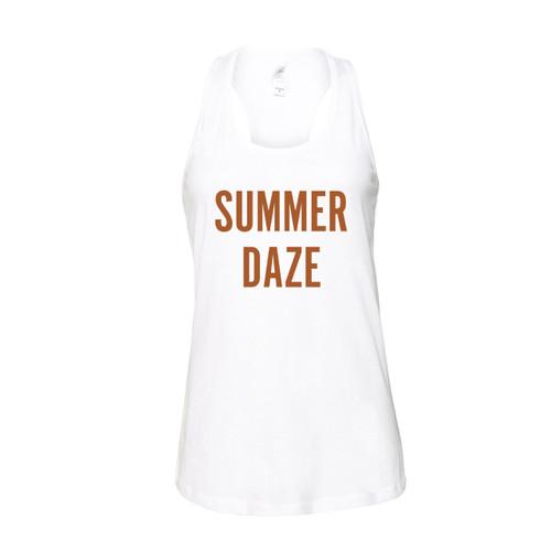 Summer Daze - Tank Top
