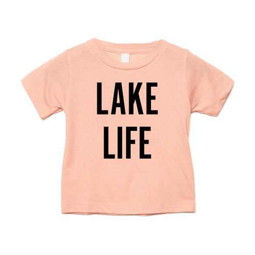 Lake Life - Kids Tee