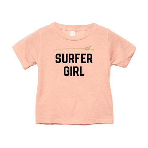 Surfer Girl - Kids Tee