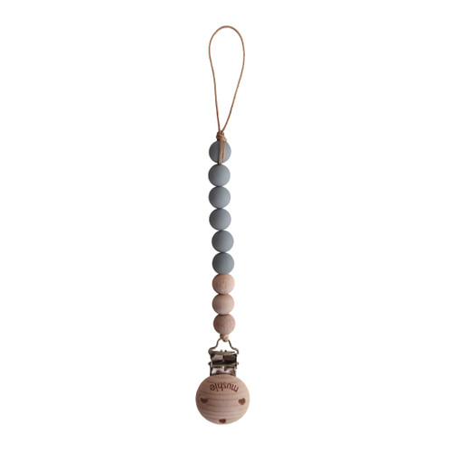 PACIFIER CLIP   CLEO (STONE)