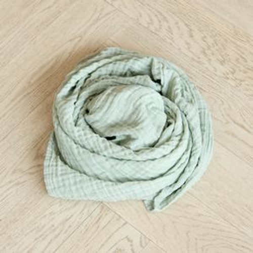 Classic Muslin Swaddle - Willow