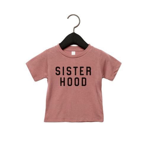 Sisterhood (Rough) - Kids Tee