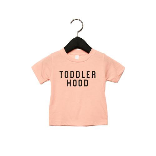 Toddlerhood (Rough) - Kids Tee