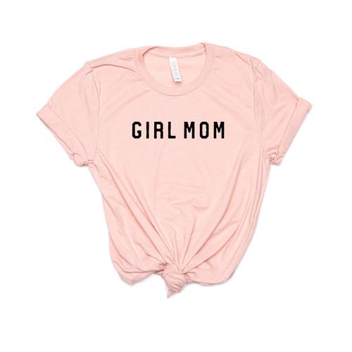 Girl Mom - Tee