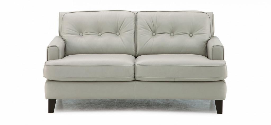Palliser 77575 White Leather Barbara