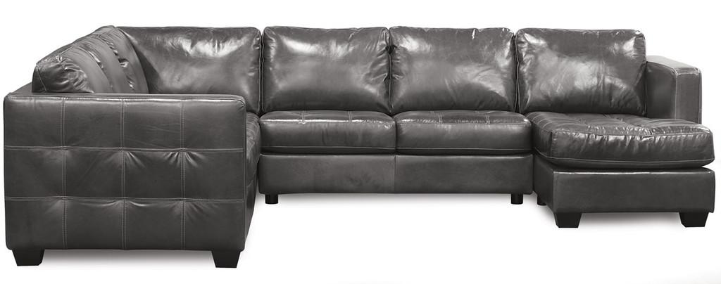 Palliser 77558 Barrett Leather Sofa