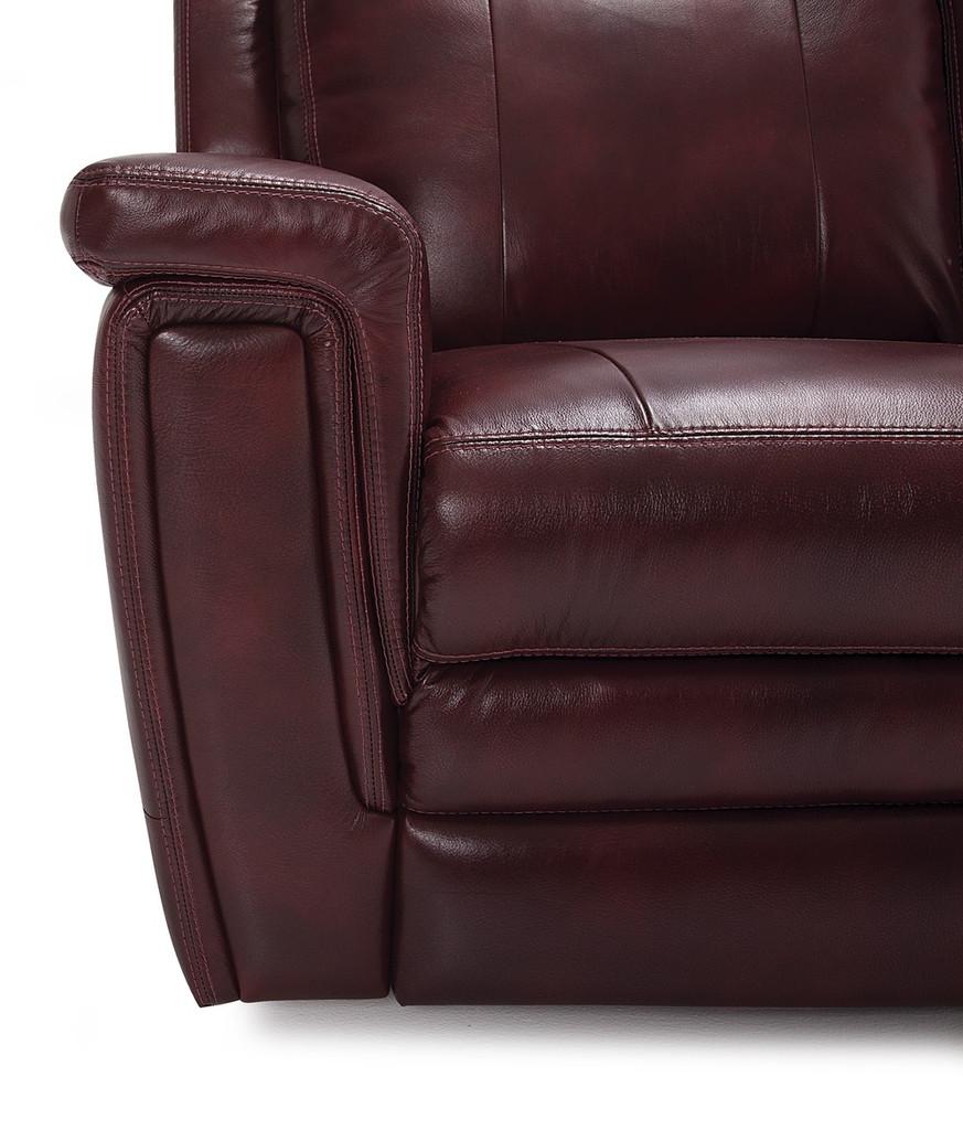 Palliser 41065  Asher Pwer Head/Seat/Lumbar Recliner Sofa