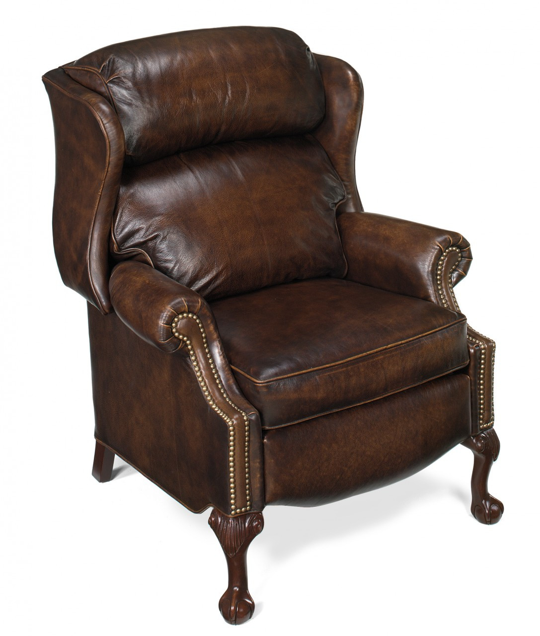 Swell Bradington Young 4115 Ball Claw Recliner 3 Color Special Gmtry Best Dining Table And Chair Ideas Images Gmtryco