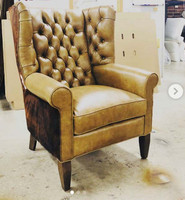American Heritage Edison Wing Chair-15% off