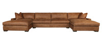 Laf Giant Chaise/Armless Giant Sofa/Raf Giant Chaise