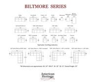 American Heritage Biltmore Series 20% off