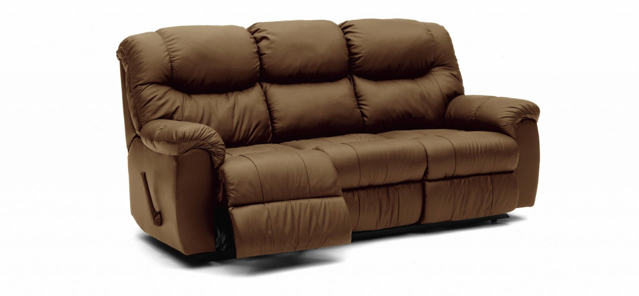 Palliser Regent Leather Sofa Recliner Model 41094 | Palliser ...
