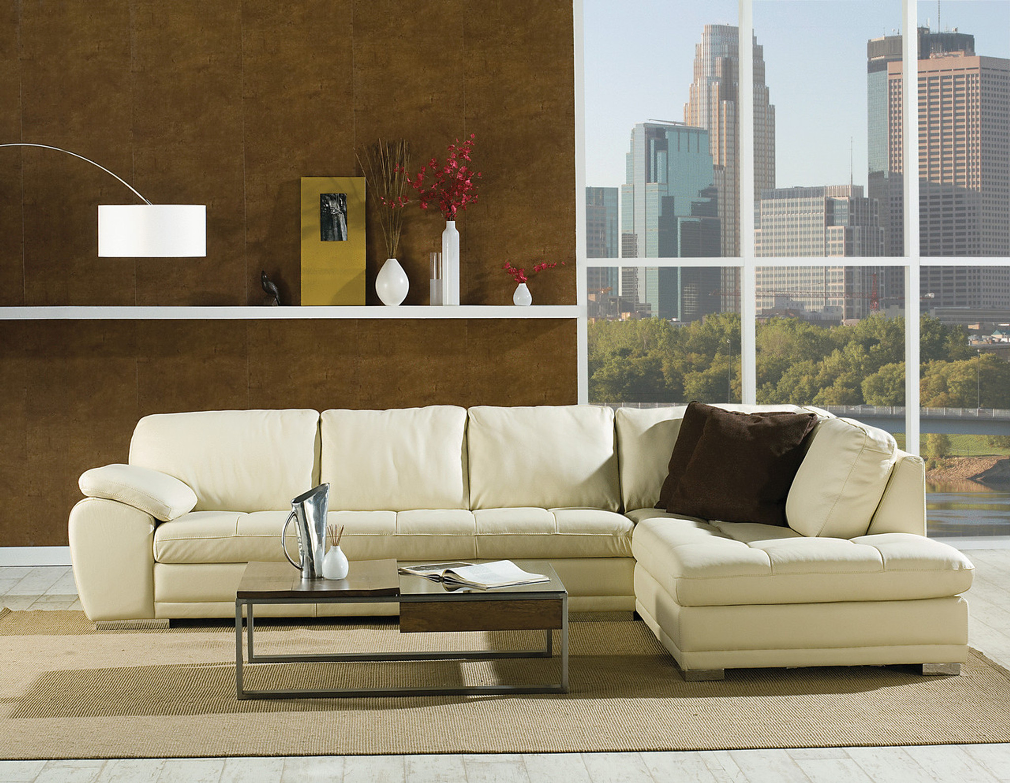 Palliser Miami Leather Sectional Model 77319 | Palliser , Palliser ...