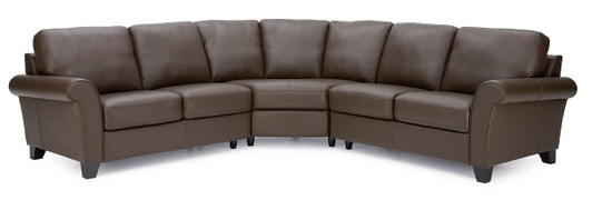Palliser Miami Sectional From 1 968 00 By Palliser: Shop For Palliser Leather Sectionals And Sofas