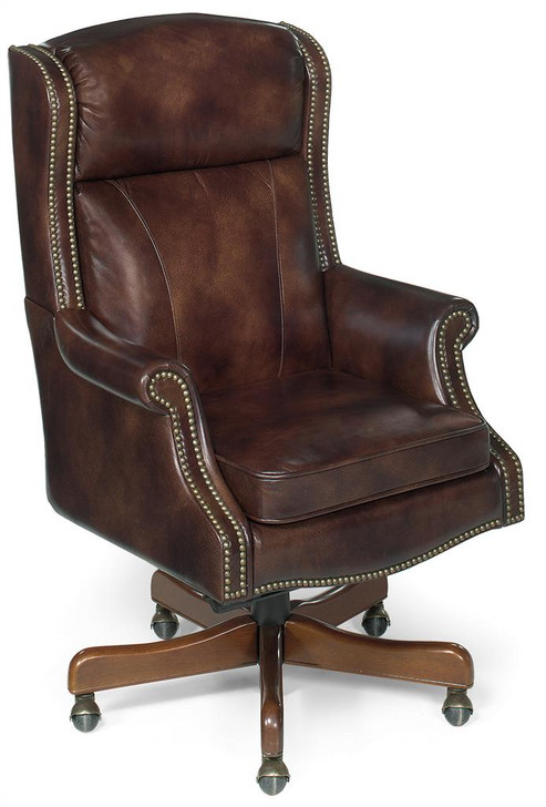 Leather Office Chair EC216 by Hooker Furniture
