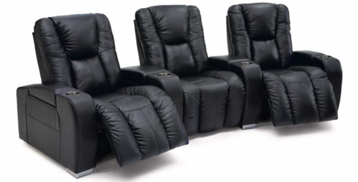Media Theater seats
