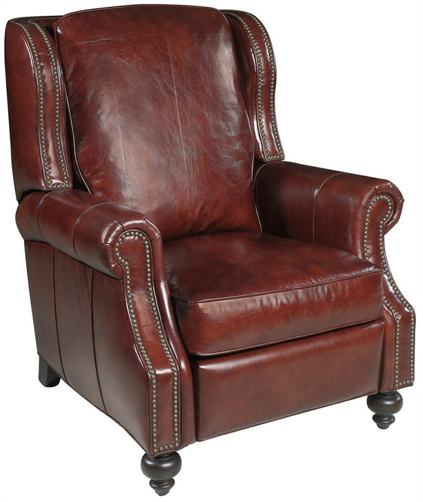Hooker-Leather RC140-085 Drake Cornwall Recliner