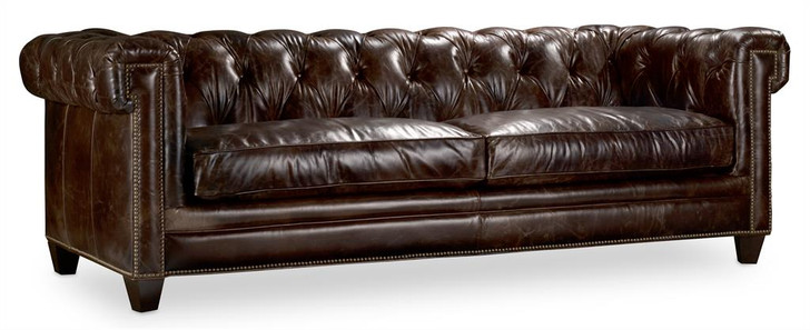 Hooker-SS195-03-089 Chesterfield Sofa Imperial Regal