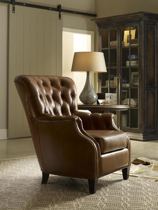 Hooker-CC860 Hamrick Glove Club Chair