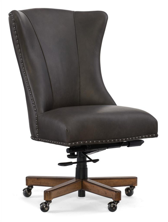 Leather Office Chair EC483-079- Lynn Hooker  Furniture