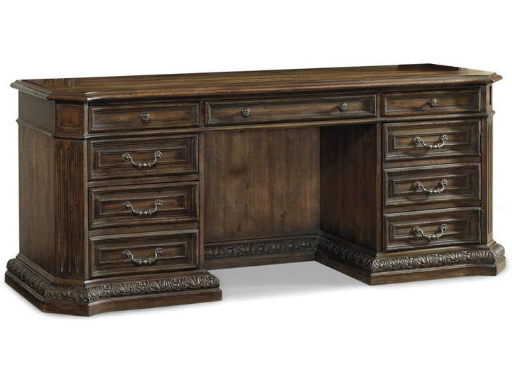 Hooker Furniture Home Office Rhapsody Computer Credenza