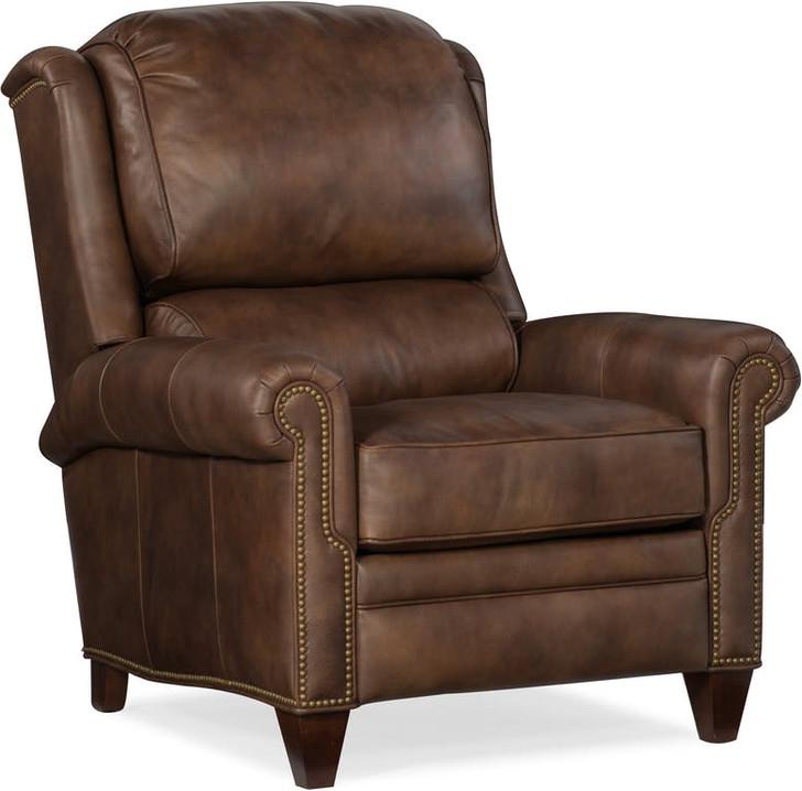 Bradington-Young 4068 William Leather Big Man's Recliner