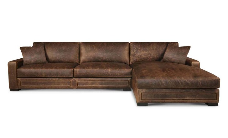 American Heritage Western Wrangler Sectional Sofa
