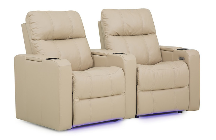 Palliser 41423 Soundtrack Pwr Head/Seat Theater Seats